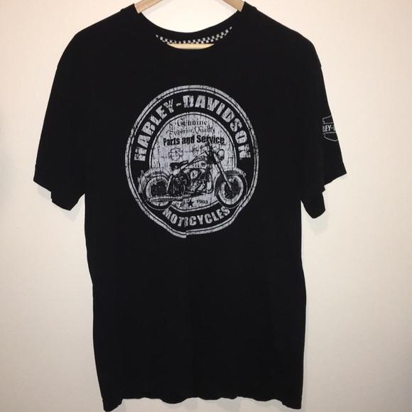 Harley Davidson Shirts Harley Davidson Dodge City T Shirt Poshmark
